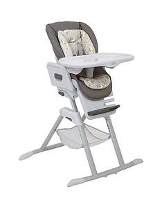 Save £20 at Very on Joie Joie Mimzy Spin 3-in-1 Highchair Geometric Mountains
