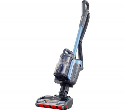 Save £100 at Currys on SHARK DuoClean Anti Hair Wrap ICZ160UK Cordless Vacuum Cleaner with Powered Lift-Away - Blue, Blue
