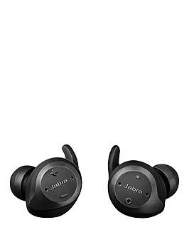 Save £30 at Very on Jabra Jabra Elite Sport Truly Wireless Bluetooth Headset With Heart Rate And Activity Monitor - Black