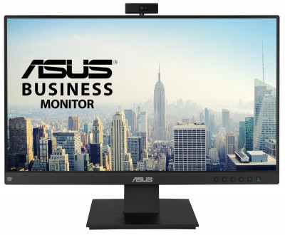 Save £28 at Ebuyer on ASUS BE24EQK 23.8 Full HD IPS Monitor with Webcam