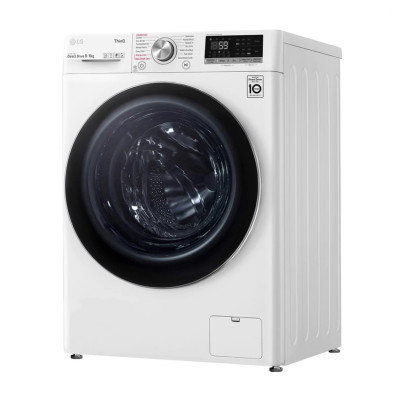 Save £100 at PRCDirect on LG FWV796WTSE A Rated 9kg/6kg Washer Dryer, White
