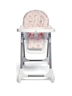 Save £5 at Very on Mamas & Papas Snax Highchair - Rainbows