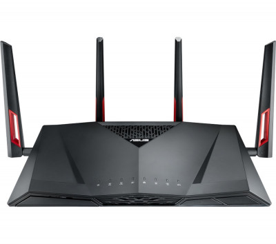 Save £40 at Currys on ASUS RT-AC88U Wireless Cable & Fibre Router
