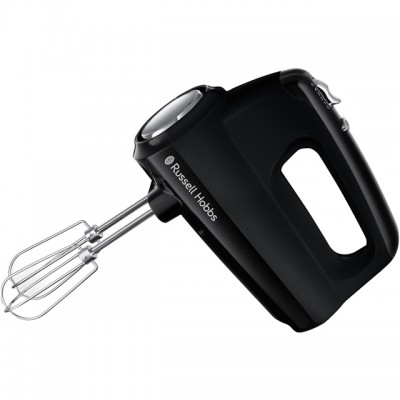 Save £9 at AO on Russell Hobbs Desire 24672 Hand Mixer with 4 Accessories - Black