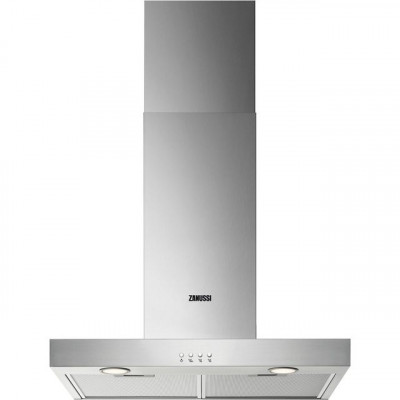 Save £69 at AO on Zanussi ZHB62670XA 60 cm Chimney Cooker Hood - Stainless Steel - C Rated