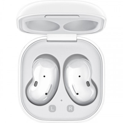 Save £29 at AO on Samsung Galaxy Buds Live In-Ear Water Resistant Wireless Bluetooth Headphones - White
