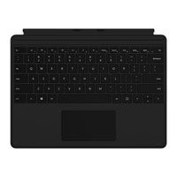 Save £10 at Scan on Microsoft Surface Pro X Type Cover, Black, Mechanical Keys/Clickpad, Function/Media Keys, UK Layout