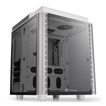 Save £41 at Scan on Thermaltake Level 20 HT Snow Tempered Glass Full Tower PC Case