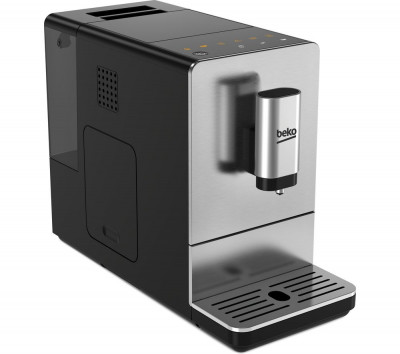 Save £100 at Currys on BEKO CEG5301X Bean to Cup Coffee Machine - Stainless Steel, Stainless Steel