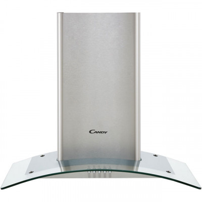 Save £17 at AO on Candy CGM64/1X 60 cm Chimney Cooker Hood - Stainless Steel / Glass - C Rated