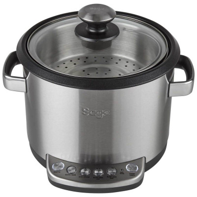 Save £59 at PRCDirect on Sage BRC600UK The Risotto Plus Multi Cooker, Stainless Steel