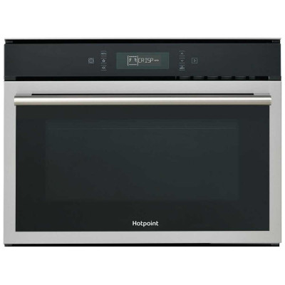 Save £91 at Appliance City on Hotpoint MP676IXH Built In Combination Microwave - STAINLESS STEEL