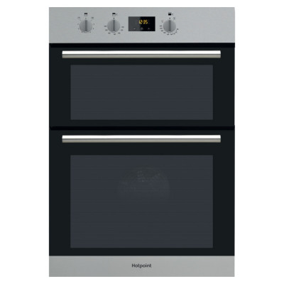 Save £40 at Appliance City on Hotpoint DD2540IX Built In Electric Double Oven - STAINLESS STEEL