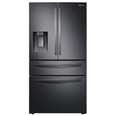 Save £700 at Appliance City on Samsung RF24R7201B1 French Style 4 Door Fridge Freezer Ice & Water - BLACK STEEL