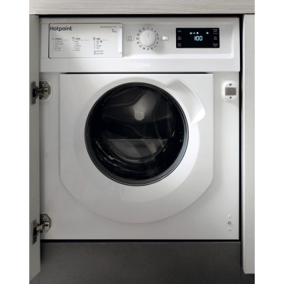 Save £130 at Appliance City on Hotpoint WMHG71483UKN 7kg Fully Integrated Washing Machine