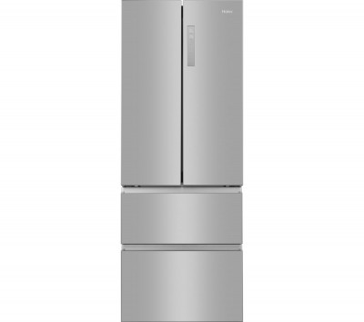 Save £220 at Currys on HAIER HB20FPAAA Fridge Freezer - Stainless Steel, Stainless Steel