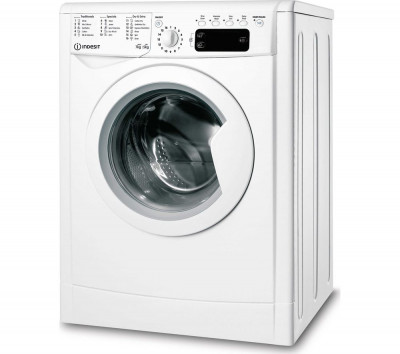 Save £41 at Currys on INDESIT EcoTime IWDD 75125 UK N 7 kg Washer Dryer - White, White