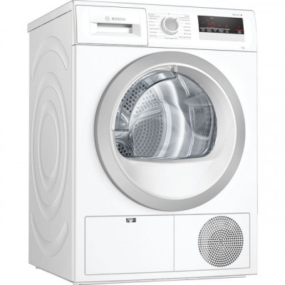 Save £50 at AO on Bosch Serie 4 WTN85201GB 7Kg Condenser Tumble Dryer - White - B Rated