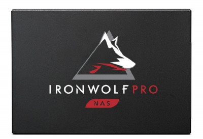 Save £21 at Ebuyer on Seagate 480GB IronWolf Pro 125 NAS SSD SATA 2.5