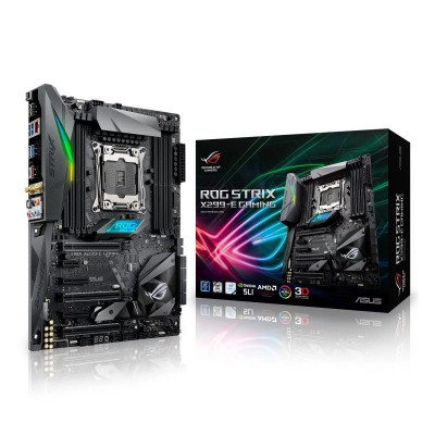 Save £36 at Ebuyer on Asus Intel ROG STRIX X299-E GAMING ATX Gaming Motherboard