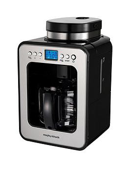 Save £10 at Very on Morphy Richards Morphy Richards Evoke Grind & Brew Bean To Cup Coffee Machine