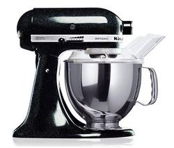 Save £220 at Currys on KITCHENAID Artisan Stand Mixer - black