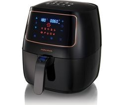Save £5 at Currys on MORPHY RICHARDS 480005 Air Fryer - Black