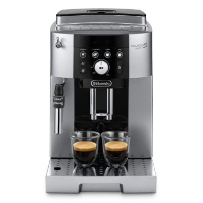 Save £50 at Appliance City on Delonghi ECAM250.23.SB Magnifica Bean to Cup Freestanding Coffee Machine - SILVER