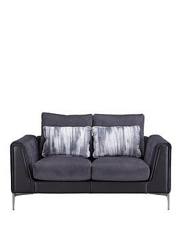Save £200 at Very on Alder Fabric/Leather 2 Seater Sofa