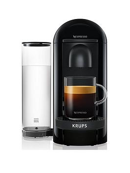Save £80 at Very on Nespresso Vertuo Plus Coffee Machine By Krups - Black