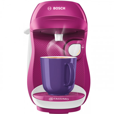 Save £10 at AO on Tassimo by Bosch Happy TAS1001GB Pod Coffee Machine - Purple / White