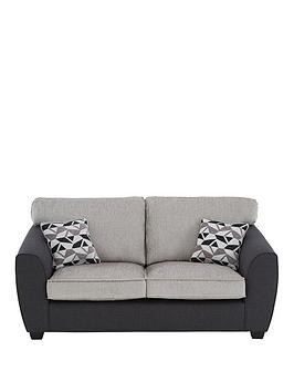 Save £60 at Very on Juno Fabric Compact Standard 3 Seater Sofa