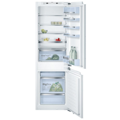 Save £140 at Appliance City on Bosch KIS86AFE0G 177cm Serie 6 Integrated 60/40 Fridge Freezer