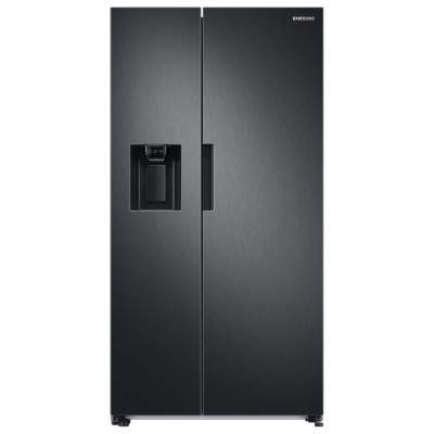 Save £151 at Appliance City on Samsung RS67A8810B1 American Style Fridge Freezer With Ice & Water - BLACK STEEL