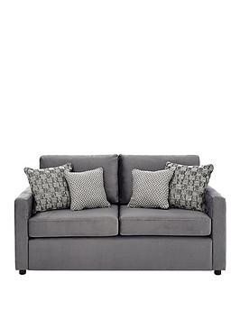 Save £100 at Very on Apartment Fabric 2 Seater Sofa