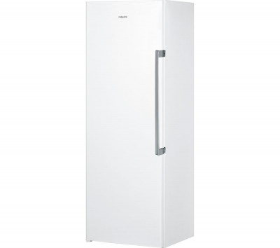 Save £90 at Currys on HOTPOINT UH6 F1C W 1 Tall Freezer - White, White