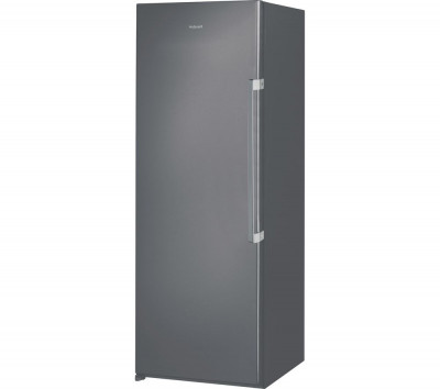 Save £90 at Currys on HOTPOINT UH6 F1C G 1 Tall Freezer - Graphite, Graphite