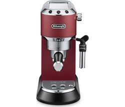 Save £46 at Currys on DELONGHI Dedica EC685R Coffee Machine - Red