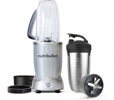 Save £21 at Currys on NUTRIBULLET 1200 Series Blender - Silver, Silver