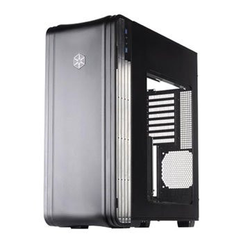 Save £30 at Scan on Silverstone FT04B Fortress PC Gaming Case with Window