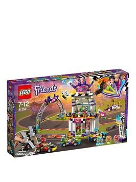 Save £3 at Very on Lego Friends 41352 The Big Race Day