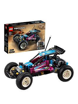Save £24 at Very on Lego Technic Off-Road Buggy App-Controlled Rc Set 42124