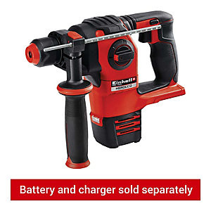 Save £25 at Wickes on Einhell Power X-Change 18V Herocco Brushless Cordless SDS Hammer Drill - Bare
