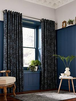 Save £9 at Very on Clarissa Hulse Dill Lined Eyelet Curtains