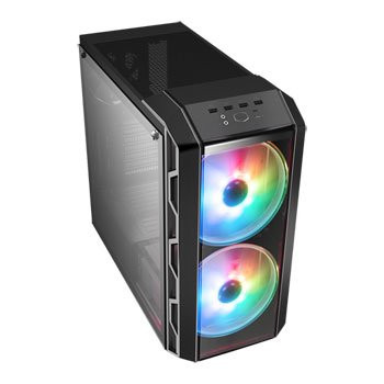 Save £15 at Scan on Cooler Master MasterCase H500 Mid Tower PC Case