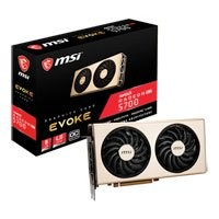 Save £36 at Scan on MSI AMD Radeon RX 5700 EVOKE OC 8GB GDDR6 Graphics Card