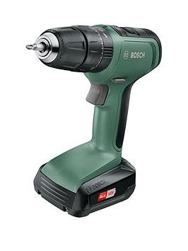 Save £31 at Very on Bosch Bosch Cordless Impact Driver Drill Universalimpact 18, With 2 X Batteries 18V