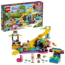 Save £9 at Argos on LEGO Friends Andrea's Pool Party Building Set - 41374