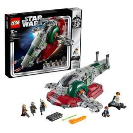 Save £17 at Argos on LEGO Star Wars Slave l 20th Anniversary Playset - 75243