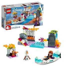 Save £1 at Argos on LEGO Disney Frozen II Anna's Canoe Expedition Playset -41165